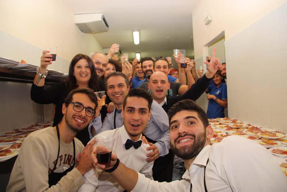 Cena associazione Vigili del Fuoco Sansepolcro (1)