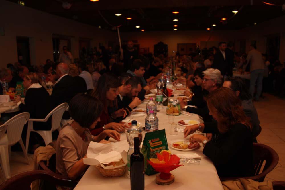 Cena associazione Vigili del Fuoco Sansepolcro (11)