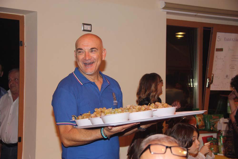 Cena associazione Vigili del Fuoco Sansepolcro (118)