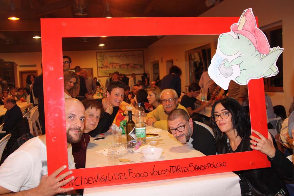 Cena associazione Vigili del Fuoco Sansepolcro (131)