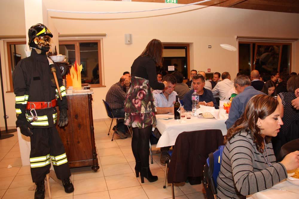 Cena associazione Vigili del Fuoco Sansepolcro (25)