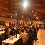 Cena associazione amici vigili del fuoco di sansepolcro